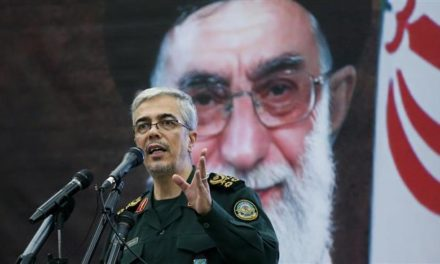 """Iran Daily: Military's Tough-Talk Challenge to Trump — """"He Talks Off the Top of His Head"""""""