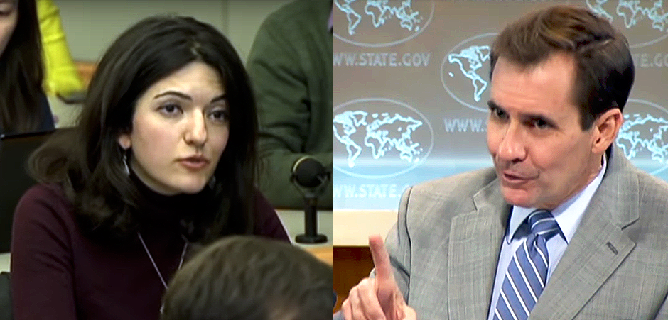 Syria Opinion: Russia Today Picks A Fight With the State Department