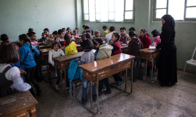 Syria Feature: The Risks of Teaching in Opposition Territory — But Being Paid by the Regime