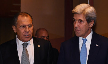 Syria Daily: Lavrov — Russia is Bombing to Stop ISIS…Who Are 435 Miles Away