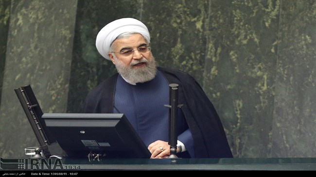 Iran Daily: Rouhani Gets a Parliamentary Boost