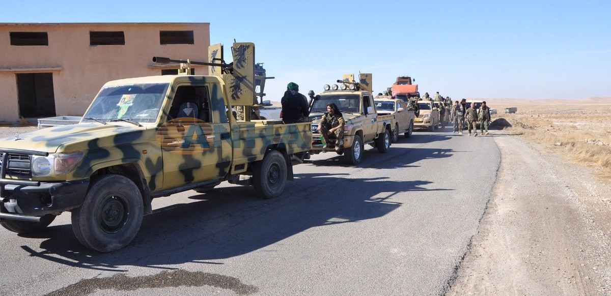 Syria Daily: Kurdish-Led Forces Declare Offensive to Take ISIS-Held Raqqa