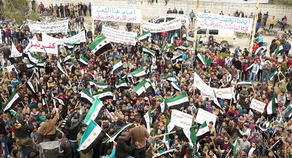 Syria Opinion: How the Left Betrayed the Syrian Uprising