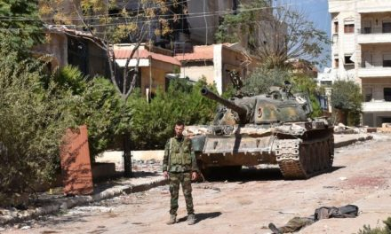 Syria Feature: A Report from Aleppo's Regime-Held Area