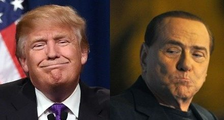 US and Europe Audio Analysis: A Populist Leader? From Trump to Italy's Silvio Berlusconi