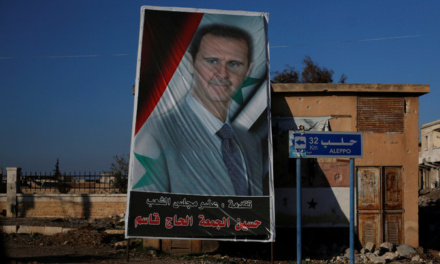 """Assad Regime to Hold Presidential """"Election"""" on May 26"""