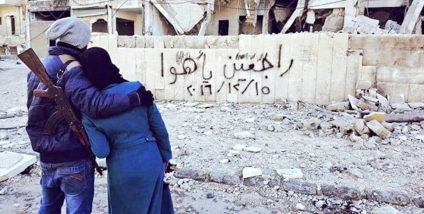 Syria Video: Mocking a Message of Love From Aleppo