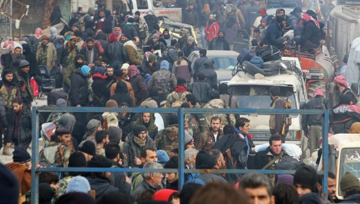 Syria Opinion: Lessons Learnt from Aleppo