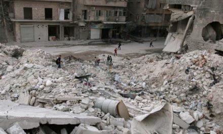 Syria Video Feature: The Regime's Propaganda of a Captured Aleppo Hospital