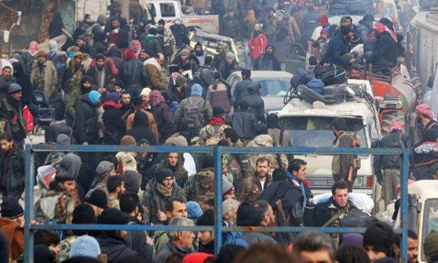 """Syria Analysis: Aleppo Was Not an """"Evacuation"""" — It Was a Crime of Forced Displacement"""