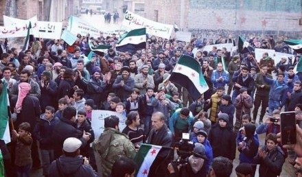 Syria Daily: The Fight for a Revolution Town in the Northwest