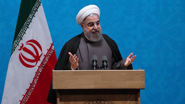 Iran Daily: Rouhani Joins Warnings Over Renewed US Sanctions