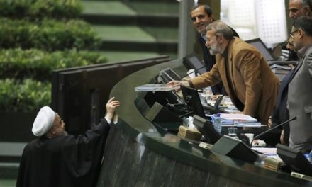 Iran Daily: Rouhani Stays Positive Over Government Budget