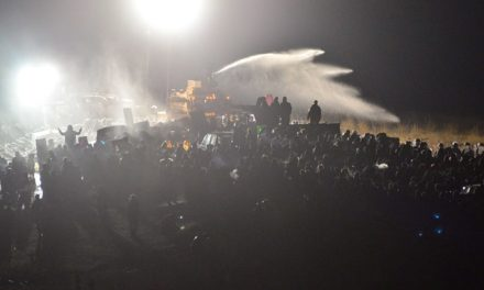 US Analysis: Civil Liberties and the Fight for Standing Rock