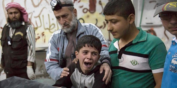 Syria Report: The 16,913 Civilians Killed in 2016
