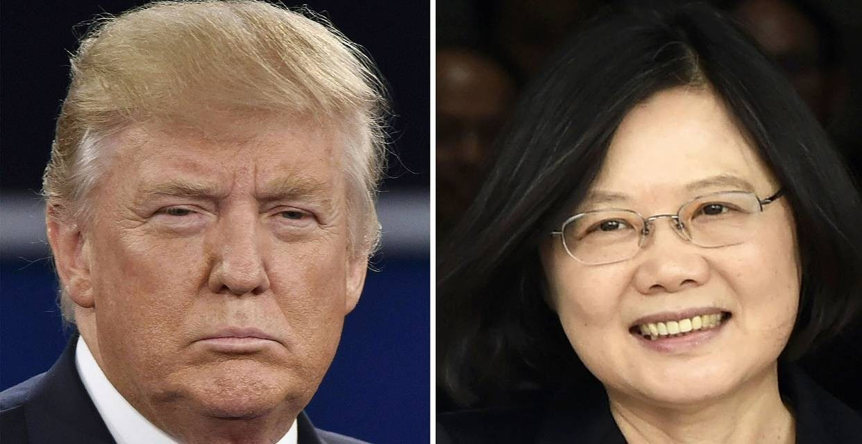 US Analysis: Why Trump's Taiwan Phone Call is Important