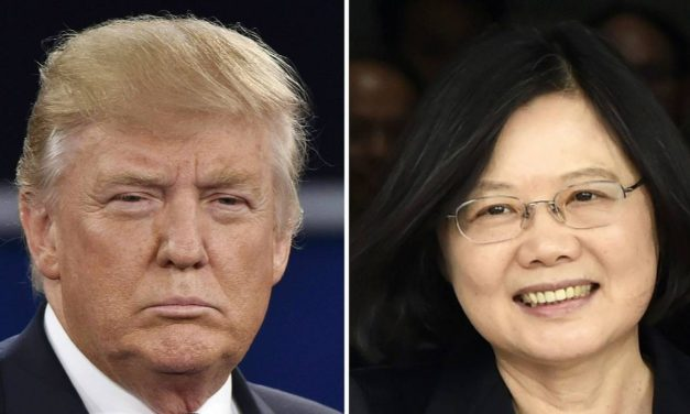 BBC Radio: Trump's Provocative Taiwan Phone Call
