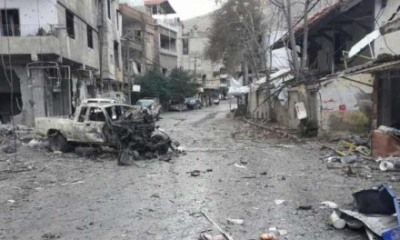 Syria Daily: Regime Presses Attacks Northwest of Damascus