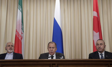 Syria Daily: Russia-Iran-Turkey Confer in Moscow Today