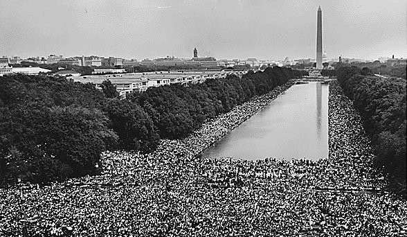 "US Flashback: Martin Luther King's ""I Have a Dream"" Speech ..."