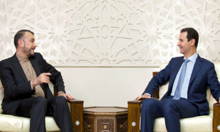 Iran Daily: Tehran Sends Another Message to Syria's Assad — But What is It?