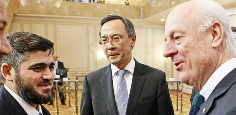 Syria Daily: Russia-Turkey-Iran Pledge Ceasefire, But Assad Regime Says No
