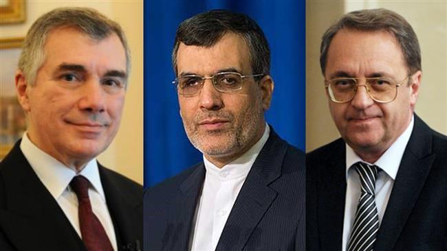 Iran Daily: Tehran-Russia-Turkey Discuss Next Syria Steps