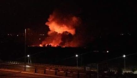 Syria Daily: Regime — Israel Fired Missiles on Damascus Airbase
