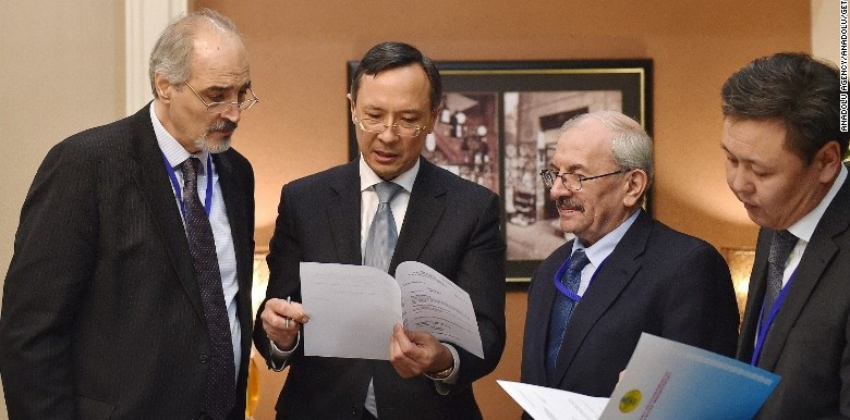 Syria Daily: Political Talks Begin in Kazakhstan