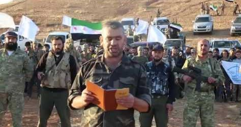 Syria Developing: Rebel Battle v. Jihadists of Jabhat Fatah al-Sham in Northwest