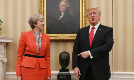 "Political WorldView Podcast: Trump, the Muslim Ban, and US-UK ""Special Relationship"""