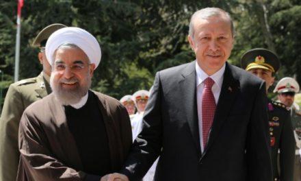 Iran Daily: Rouhani Calls Turkey's Erdogan About Syria