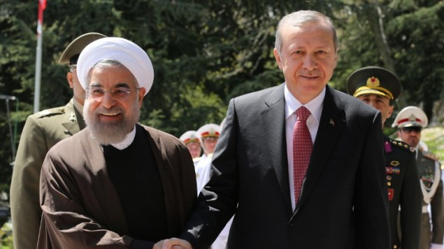 Iran Daily: Rouhani Calls Turkey's Erdogan About Syria