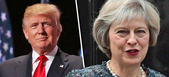 BBC Radio: Anticipating the Trump-May Visit