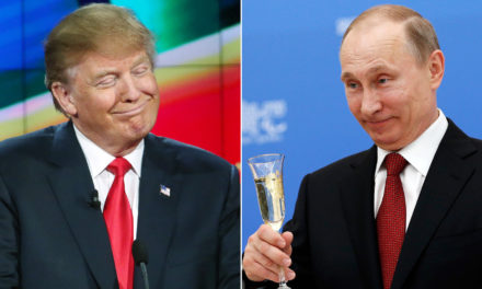 BBC Radio: The Danger of Trump's Love Affair With Putin