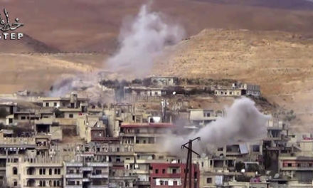 Syria Daily: Ceasefire Near Collapse Amid Pro-Assad Offensive on Wadi Barada