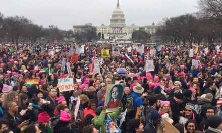 "US Opinion: ""They Marched Because They Believe That Women — All Women — Have Value and Voice"""