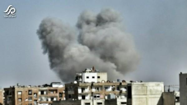 AL WA'ER BOMBING 26-02-17
