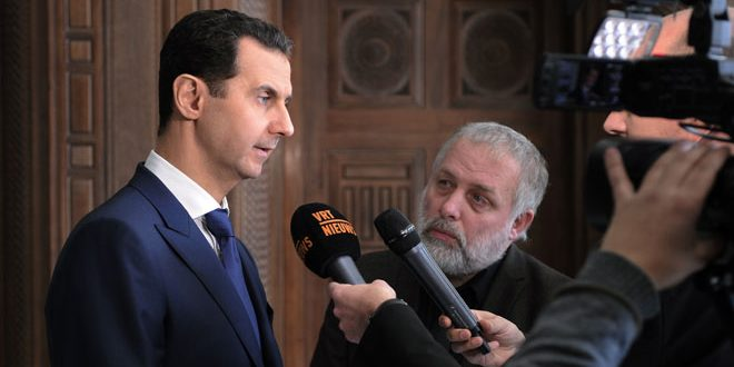 """Syria Daily: Assad Welcomes """"Promising"""" Trump"""