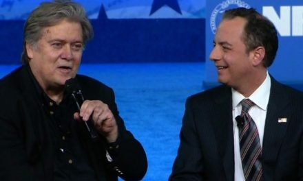 TrumpWatch, Day 35: Bannon's Appeal to Conservatives