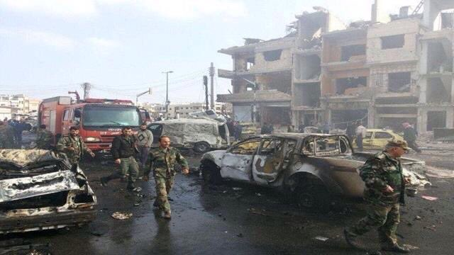 Syria Daily: Senior Regime Officers Killed in Homs Bombing