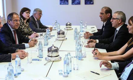 Syria Daily: Opposition — No UN or Russian Selection of Delegates to Political Talks