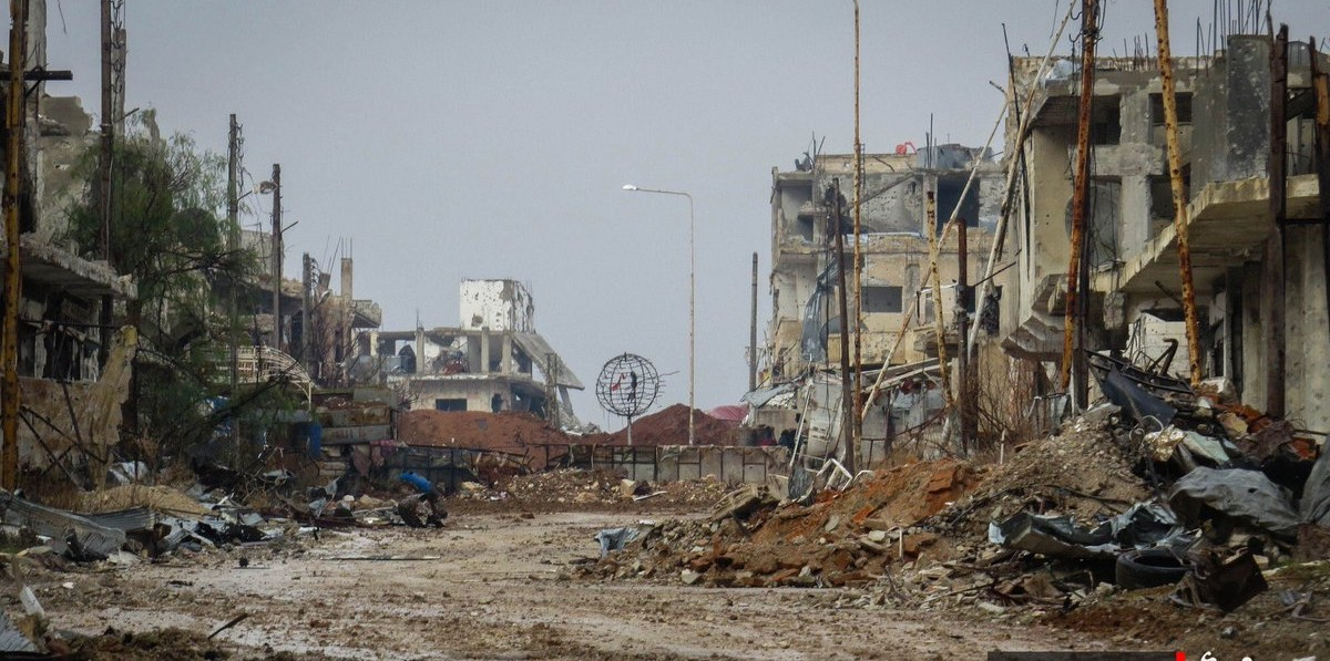 Syria Daily: Regime Bombs Try to Check Rebels in Daraa