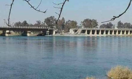 Syria Daily: Reports — Raqqa Water Cut, Bridges Destroyed By Airstrikes