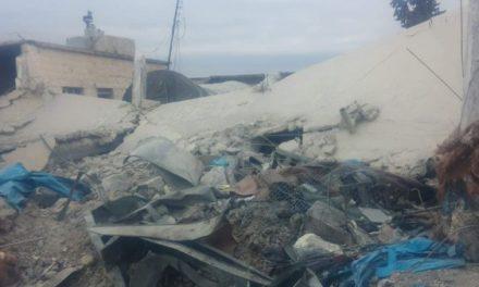 Syria Daily: Russian Strikes Kill Turkish Soldiers Near Al-Bab