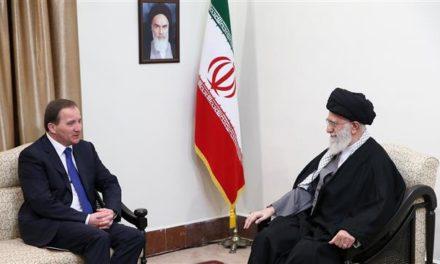 Iran Daily: Supreme Leader Uses Swedish Visit to Press Line on Syria & Iraq