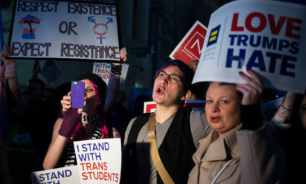 TrumpWatch, Day 34: Administration Pulls Back Transgender Rights