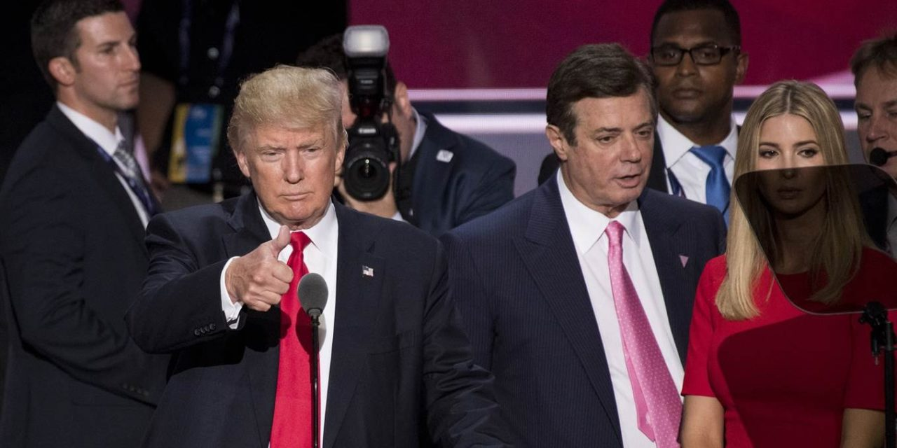 Podcast: The Manafort-Gates Indictments and the Trump-Russia Inquiry