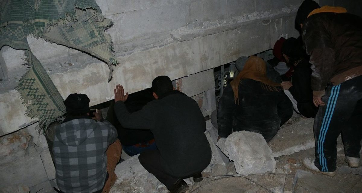 40+ Killed in US Airstrikes on Mosque in NW Syria