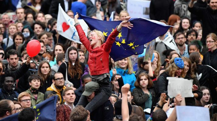 Britain Triggers A Hard Brexit